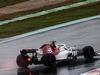 TEST F1 BARCELLONA 28 FEBBRAIO, Marcus Ericsson (SWE) Sauber C37. 28.02.2018.