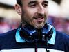 TEST F1 BARCELLONA 6 MARZO, Robert Kubica (POL) Williams Reserve e Development Driver. 06.03.2018.