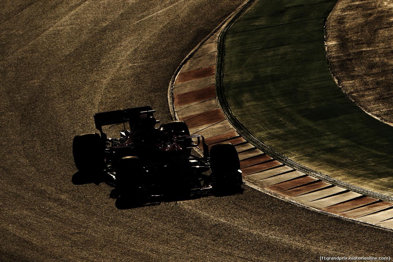 TEST F1 BARCELLONA 7 MARZO, Sebastian Vettel (GER) Ferrari SF71H. 07.03.2018.