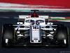 TEST F1 BARCELLONA 8 MARZO, Charles Leclerc (MON) Sauber C37. 07.03.2018.