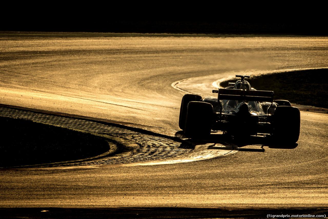 TEST F1 BARCELLONA 8 MARZO, Carlos Sainz Jr (ESP) Renault Sport F1 Team RS18. 06.03.2018.