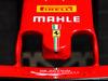 TEST F1 UNGHERIA 31 LUGLIO, Ferrari SF71H nosecone. 31.07.2018.