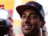 TEST F1 UNGHERIA 31 LUGLIO, Daniel Ricciardo (AUS) Red Bull Racing with the media. 31.07.2018.