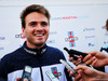 TEST F1 UNGHERIA 31 LUGLIO, Oliver Rowland (GBR) Williams Test Driver with the media. 31.07.2018.