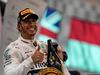GP ABU DHABI, Gara winner Lewis Hamilton (GBR) Mercedes AMG F1 celebrates on the podium. 01.12.2019.