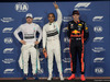 GP ABU DHABI, 30.11.2019 - 2nd place Valtteri Bottas (FIN) Mercedes AMG F1 W010, Lewis Hamilton (GBR) Mercedes AMG F1 W10 pole position e 3rd place Max Verstappen (NED) Red Bull Racing RB15