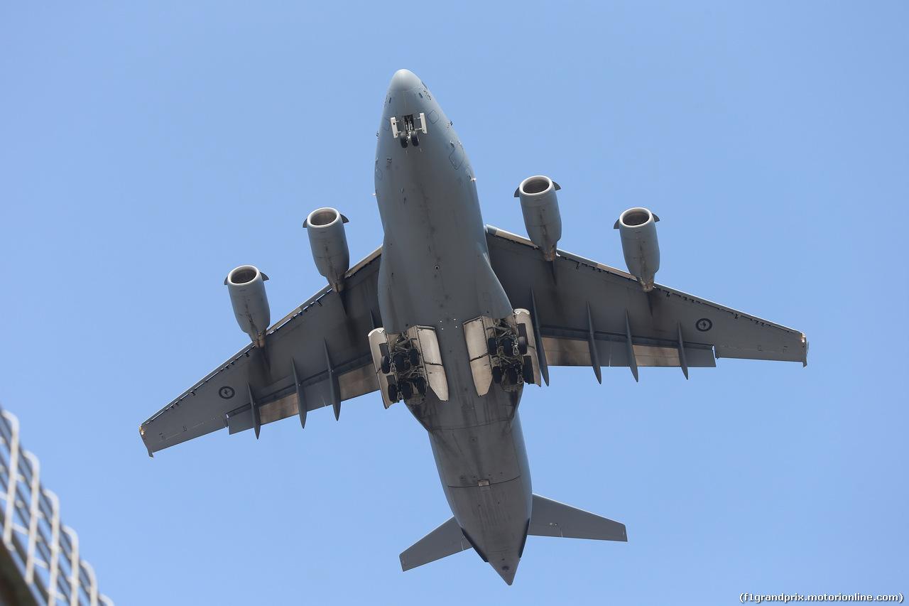GP AUSTRALIA, 17.03.2019- airshow