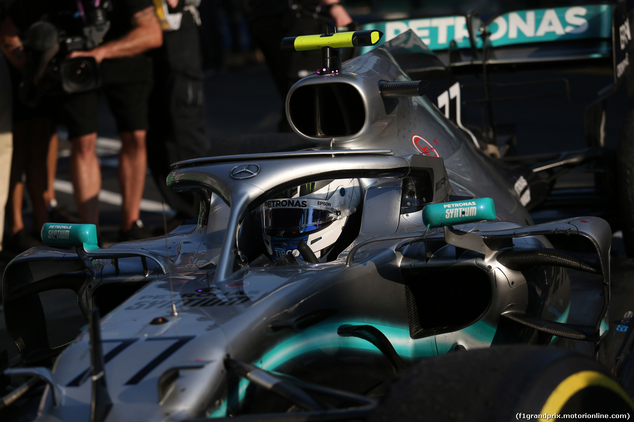 GP AUSTRALIA, 17.03.2019- race, Valtteri Bottas (FIN) Mercedes AMG F1 W10 EQ Power