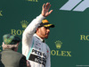 GP AUSTRALIA, 17.03.2019- Podium, 2nd place Lewis Hamilton (GBR) Mercedes AMG F1 W10 EQ Power