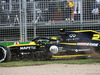GP AUSTRALIA, 17.03.2019- race, Nico Hulkenberg (GER) Renault Sport F1 Team RS19 out of the track