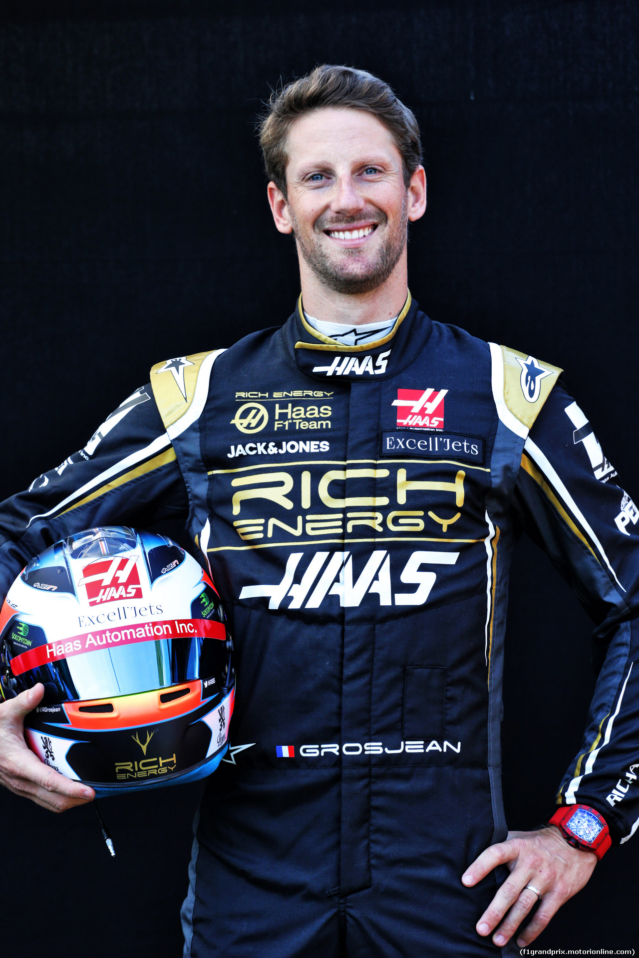 GP AUSTRALIA, Romain Grosjean (FRA) Haas F1 Team. 14.03.2019.
