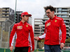 GP AUSTRALIA, (L to R): Charles Leclerc (MON) Ferrari walks the circuit with Mattia Binotto (ITA) Ferrari Team Principal. 13.03.2019.