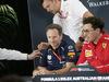 GP AUSTRALIA, 15.03.2019- Official Fia press conference,  L to R Christian Horner (GBR), Red Bull Racing, Sporting Director e Mattia Binotto (ITA) Ferrari Team Principal