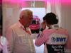 GP AUSTRALIA, 15.03.2019- Lawrance Stroll (CDN) with Lance Stroll (CDN) Racing Point F1 RP19