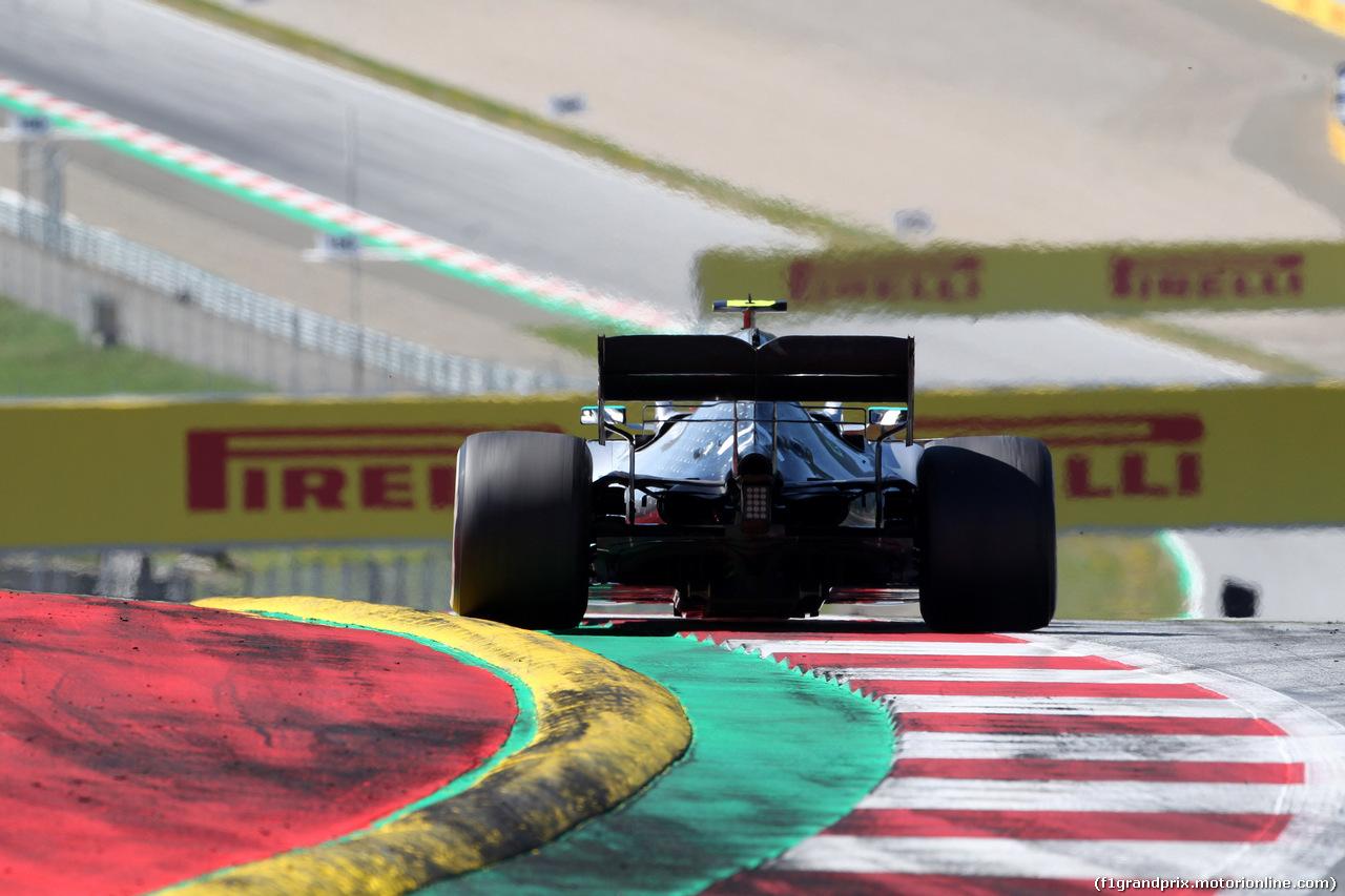 GP AUSTRIA, 30.06.2019 - Gara, Valtteri Bottas (FIN) Mercedes AMG F1 W010