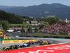 GP AUSTRIA, 30.06.2019 - Gara, Nico Hulkenberg (GER) Renault Sport F1 Team RS19 e Robert Kubica (POL) Williams Racing FW42