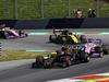 GP AUSTRIA, 30.06.2019 - Gara, Kevin Magnussen (DEN) Haas F1 Team VF-19 e Sergio Perez (MEX) Racing Point F1 Team RP19