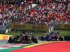 GP AUSTRIA, 30.06.2019 - Gara, Romain Grosjean (FRA) Haas F1 Team VF-19 e Alexander Albon (THA) Scuderia Toro Rosso STR14