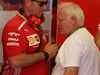 GP AUSTRIA, 30.06.2019 - Gara, Norbert Vettel (GER father of Sebastian Vettel (GER) Ferrari SF90