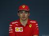 GP AUSTRIA, 30.06.2019 - Gara, Conferenza Stampa, Charles Leclerc (MON) Ferrari SF90