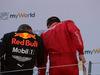GP AUSTRIA, 30.06.2019 - Gara, Max Verstappen (NED) Red Bull Racing RB15 vincitore e 2nd place Charles Leclerc (MON) Ferrari SF90