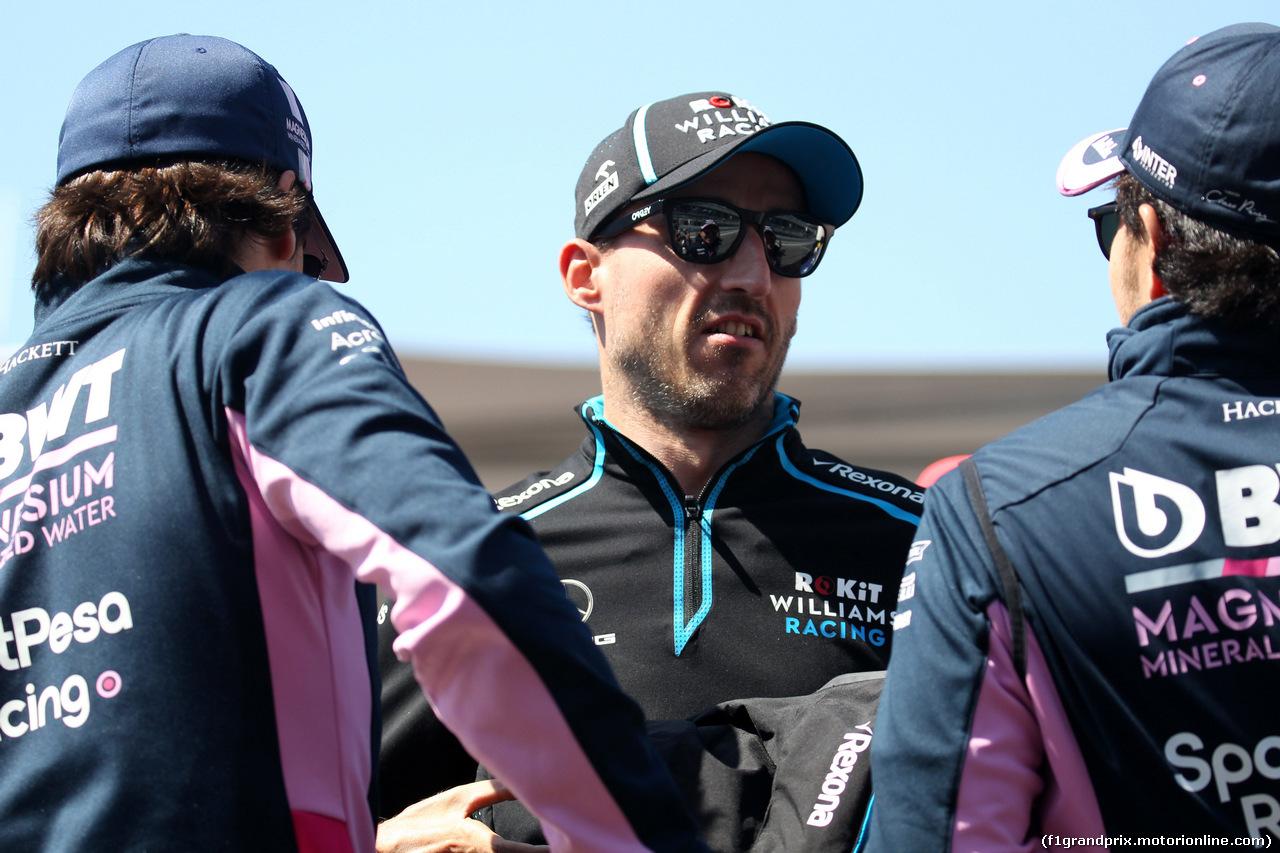 GP AZERBAIJAN, 28.04.2019 - Robert Kubica (POL) Williams Racing FW42