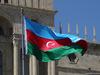 GP AZERBAIJAN, 28.04.2019 - Azerbaijan flag