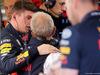 GP AZERBAIJAN, 27.04.2019 - Free Practice 3, Max Verstappen (NED) Red Bull Racing RB15 e Helmut Marko (AUT), Red Bull Racing, Red Bull Advisor