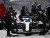 GP AZERBAIJAN, 27.04.2019 - Free Practice 3, Valtteri Bottas (FIN) Mercedes AMG F1 W010