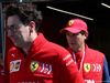 GP AZERBAIJAN, 27.04.2019 - Free Practice 3, Mattia Binotto (ITA) Ferrari Team Principal e John Elkann (ITA), President Ferrari