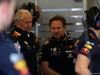 GP AZERBAIJAN, 27.04.2019 - Free Practice 3, Helmut Marko (AUT), Red Bull Racing, Red Bull Advisor e Christian Horner (GBR), Red Bull Racing Team Principal
