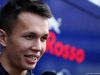 GP AZERBAIJAN, 25.04.2019 - Alexander Albon (THA) Scuderia Toro Rosso STR14