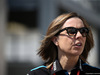 GP AZERBAIJAN, 26.04.2019 - Claire Williams (GBR) Williams Deputy Team Principal.