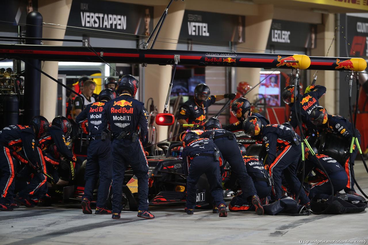 GP BAHRAIN, 31.03.2019- Gara, Pierre Gasly (FRA) Redbull Racing RB15
