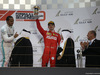 GP BAHRAIN, 31.03.2019- Podium, winner Lewis Hamilton (GBR) Mercedes AMG F1 W10 EQ Power, 2nd place Valtteri Bottas (FIN) Mercedes AMG F1 W10 EQ Power, 3rd place Charles Leclerc (MON) Ferrari SF90