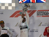 GP BAHRAIN, 31.03.2019- podium, winner Lewis Hamilton (GBR) Mercedes AMG F1 W10 EQ Power