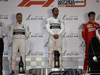 GP BAHRAIN, 31.03.2019- podium, winner Lewis Hamilton (GBR) Mercedes AMG F1 W10 EQ Power, 2nd place Valtteri Bottas (FIN) Mercedes AMG F1 W10 EQ Power, 3rd place Charles Leclerc (MON) Ferrari SF90