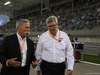 GP BAHRAIN, 31.03.2019- Ross Brawn (GBR) Formula One Managing Director of Motorsports e Chase Carey (US), Liberty Media
