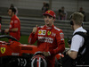 GP BAHRAIN, 30.03.2019- Parc ferme,  Charles Leclerc (MON) Ferrari SF90