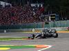GP BELGIO, 01.09.2019 - Gara, Lewis Hamilton (GBR) Mercedes AMG F1 W10 davanti a Valtteri Bottas (FIN) Mercedes AMG F1 W010