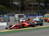 GP BELGIO, 01.09.2019 - Gara, Sebastian Vettel (GER) Ferrari SF90 e Lewis Hamilton (GBR) Mercedes AMG F1 W10