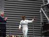 GP BELGIO, 01.09.2019 - Gara, 2nd place Lewis Hamilton (GBR) Mercedes AMG F1 W10