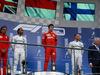 GP BELGIO, 01.09.2019 - Gara, 1st place Charles Leclerc (MON) Ferrari SF90, 2nd place Lewis Hamilton (GBR) Mercedes AMG F1 W10 e 3rd place Valtteri Bottas (FIN) Mercedes AMG F1 W010