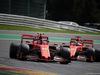GP BELGIO, 01.09.2019 - Gara, Charles Leclerc (MON) Ferrari SF90 e Sebastian Vettel (GER) Ferrari SF90