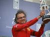 GP BELGIO, 01.09.2019 - Gara, Laurent Mekies (FRA) Ferrari Sporting Director