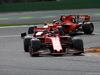 GP BELGIO, 01.09.2019 - Gara, Charles Leclerc (MON) Ferrari SF90 davanti a Sebastian Vettel (GER) Ferrari SF90