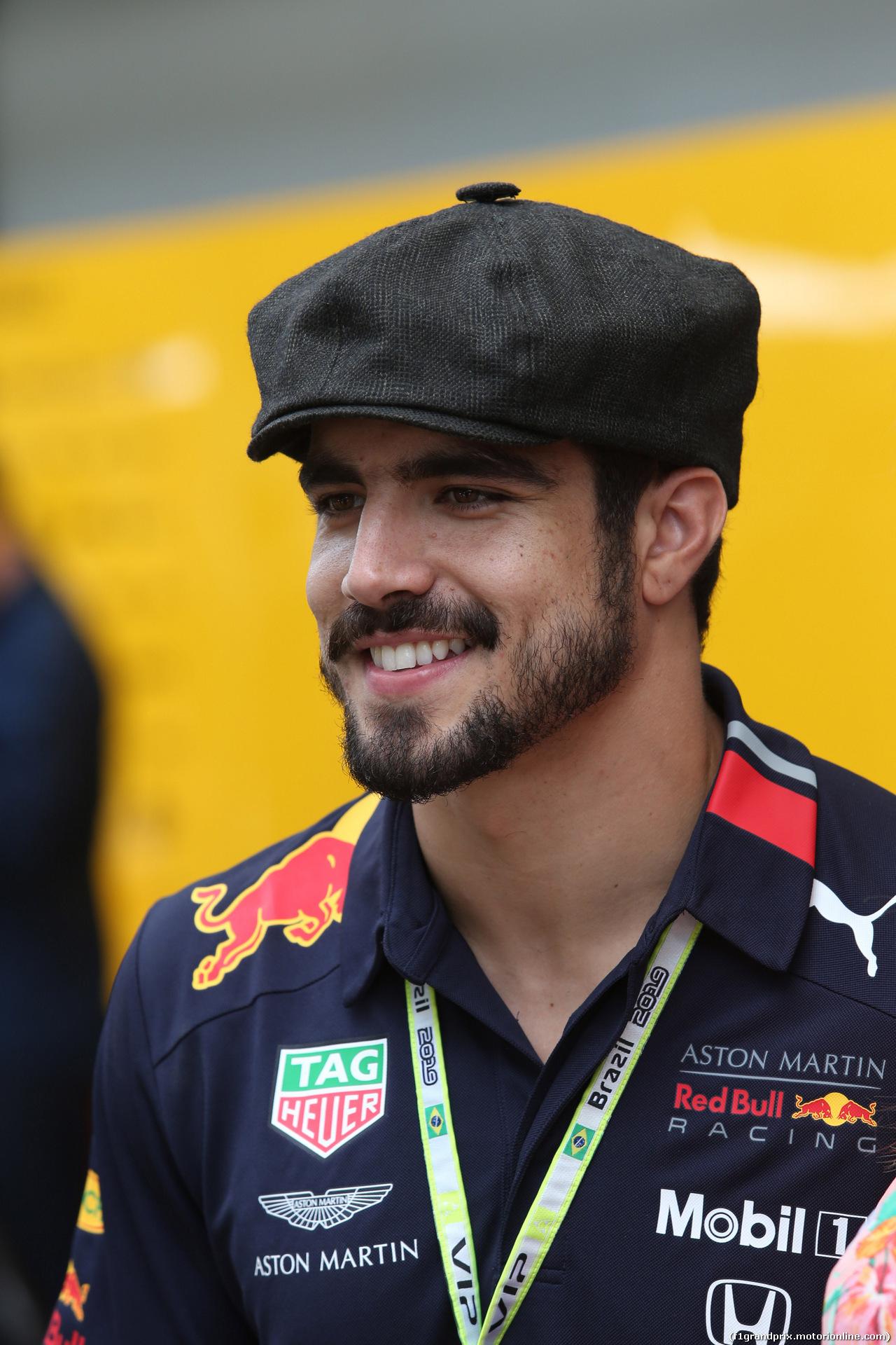 GP BRASILE, 17.11.2019 - Caio Castro (BRA) Actor