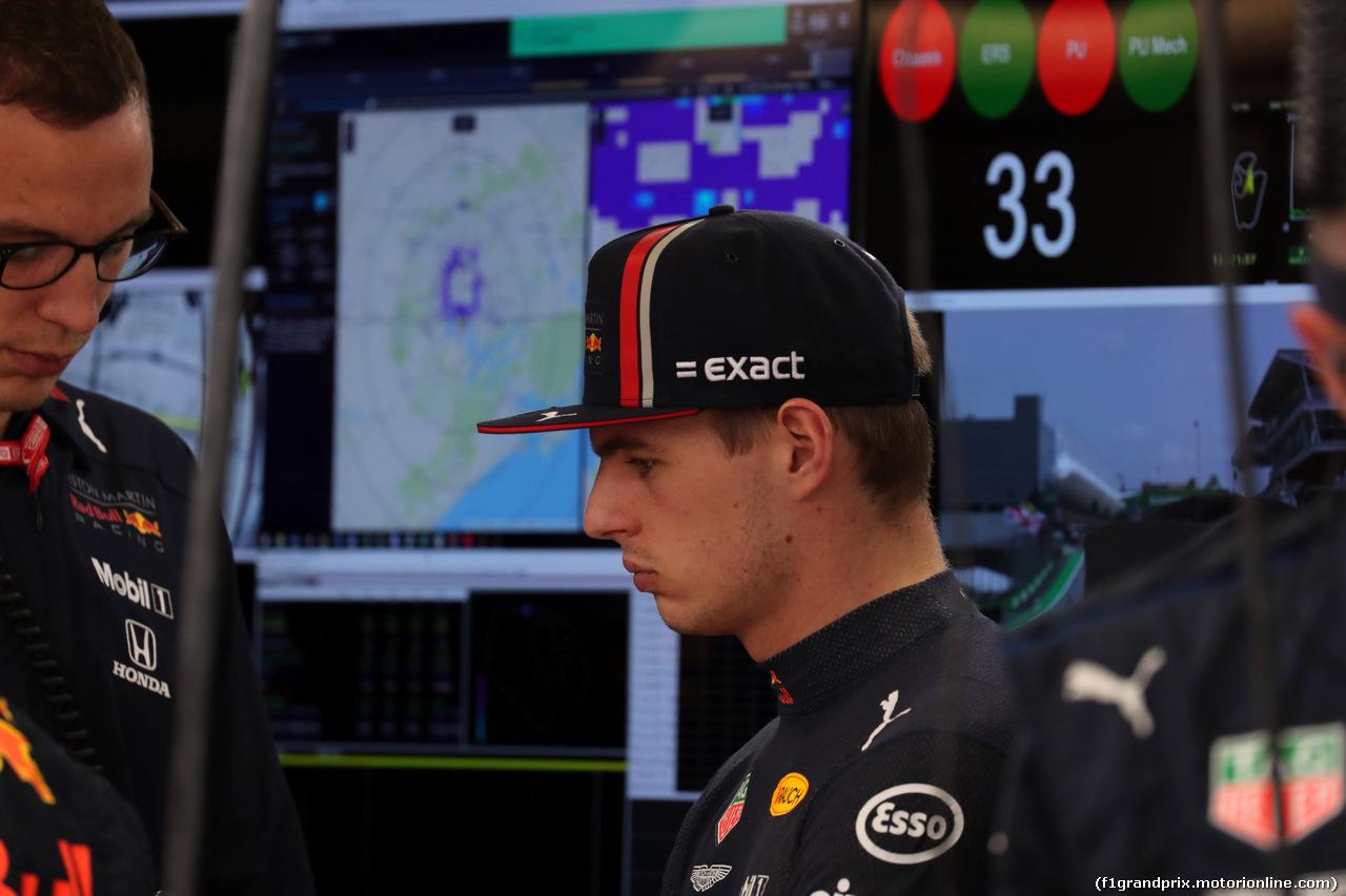 GP BRASILE, 17.11.2019 - Gara, Max Verstappen (NED) Red Bull Racing RB15