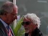 GP BRASILE, 17.11.2019 - (L-R) Tamas Rohonyi (BRA) GP Brasil promotor e Bernie Ecclestone (GBR)
