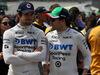 GP BRASILE, 17.11.2019 - Gara, Lance Stroll (CDN) Racing Point F1 Team RP19 e Sergio Perez (MEX) Racing Point F1 Team RP19